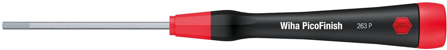 Inbusový skrutkovač pre elektroniku a jemnú mechaniku Wiha PicoFinish 00524, N/A, 2.5 mm, 60 mm