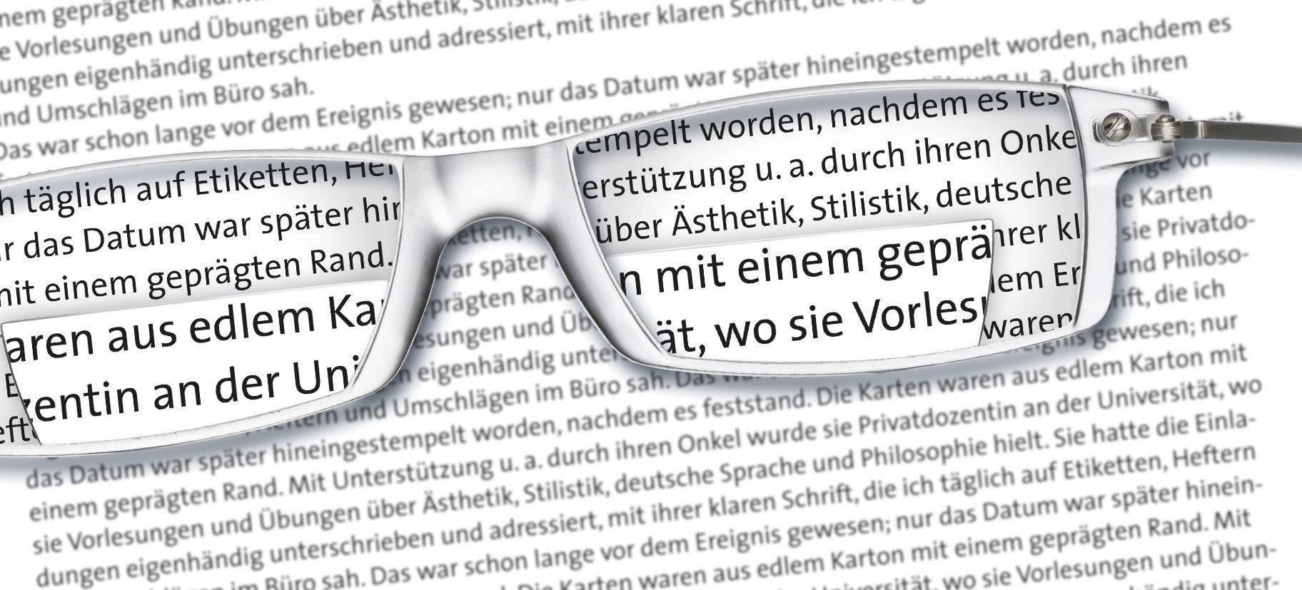 Okuliare s lupou Eschenbach MINIFRAME BIFO zväčšenie: 2.5 x