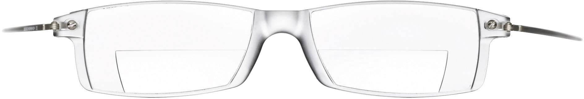 Brýle s lupou Eschenbach Miniframe Bifo 2906036, 2,5x