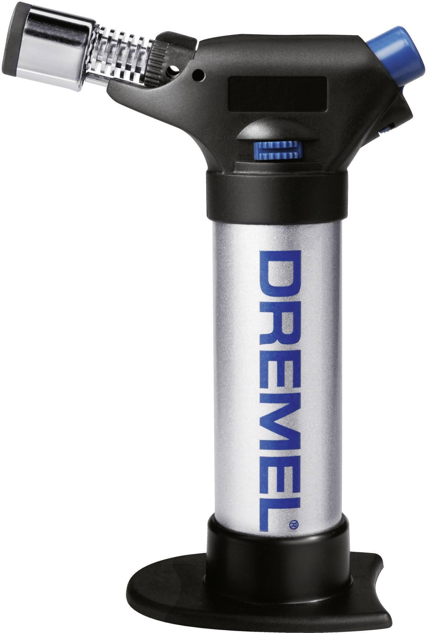 Plynový hořák Dremel VersaFlame 2200-4, sada 8 ks