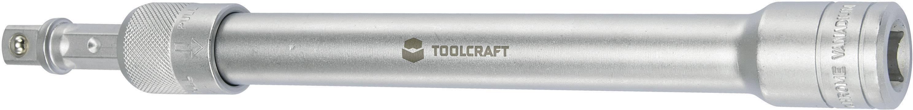 """Teleskopické prodloužení Toolcraft 12,5 mm (1/2"""")"""