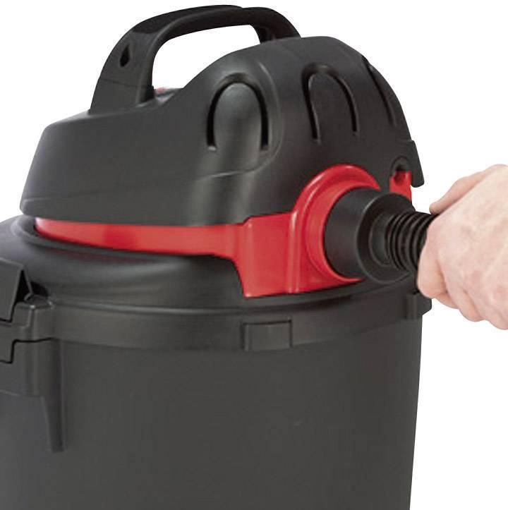Vysávač na mokré a suché vysávanie ShopVac Super 1300, 1300 W, 20 l, plast