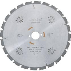 """Pilové kotouče """"power cut"""" HW/CT, 254 x 30, 60 WZ Metabo 628222000 Průměr: 254 mm Počet zubů (na palec): 60 Tloušťka:1.8 mm"""
