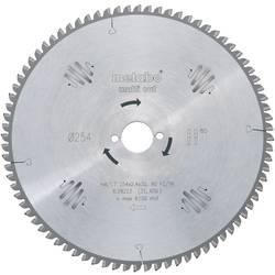 """Pilový kotouč ze slinutého karbidu """"multi cut"""" HW/CT 315x30 96 FZ/TR Metabo 628092000 Průměr: 315 mm Počet zubů (na palec): 96 Tloušťka:2 mm"""