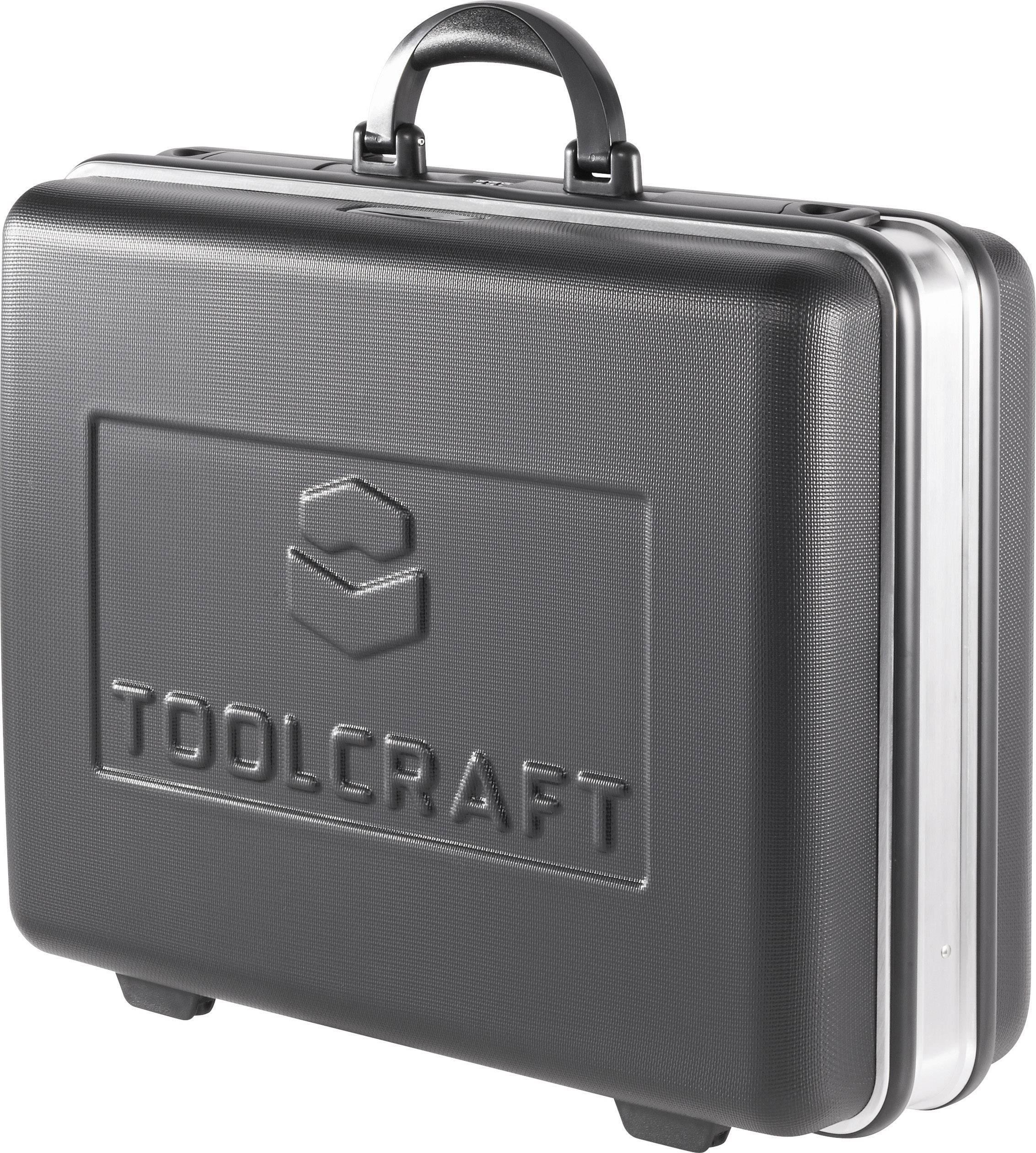 Kufrík s náradím TOOLCRAFT 824497, (š x v x h) 490 x 185 x 420 mm