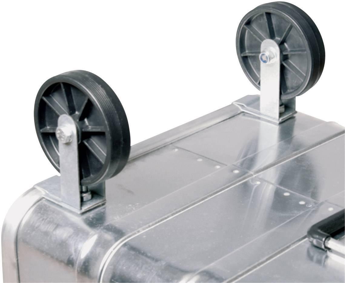 Sada koleček pro hliníkové boxy Alutec 36500