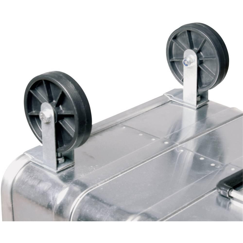 70dc0f6b0405c Sada koleček pro hliníkové boxy Alutec 36500 | Conrad.sk