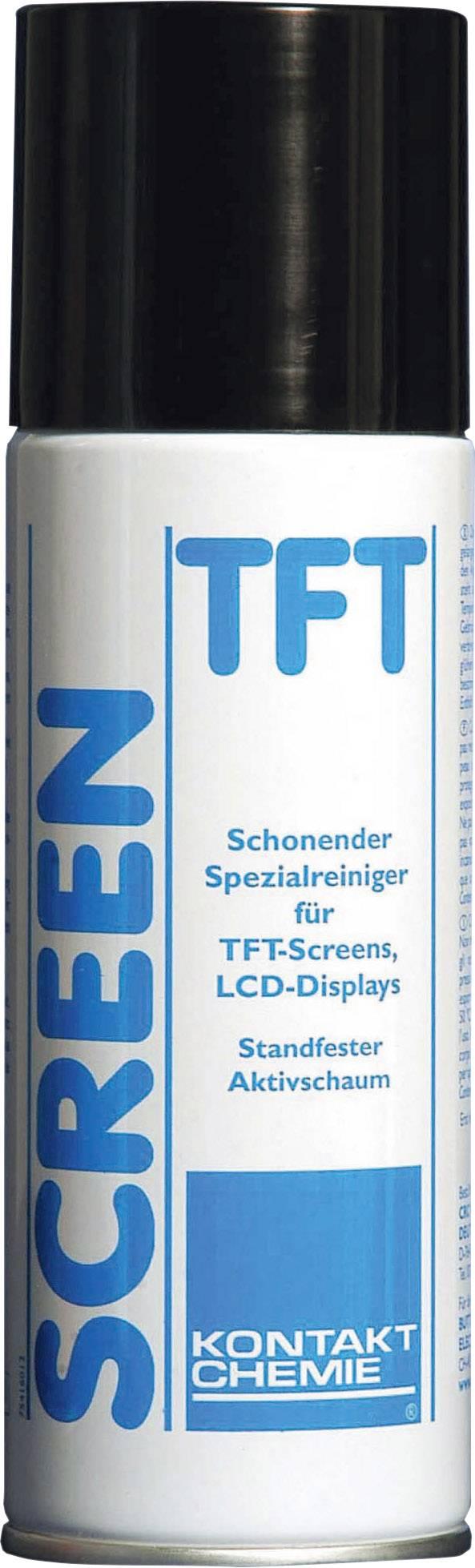 Čistič obrazovek CRC Kontakt Chemie Screen TFT, 80715-AI, LCD, 200 ml 1 ks