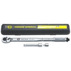 Momentový kľúč CK, T4463, 12,5 mm, 42 - 210 Nm