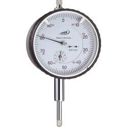 Úchylkoměr Helios Preisser 0701110, 0,01 mm, kovové pouzdro