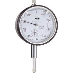 Úchylkoměr Helios Preisser 0701111, 0,01 mm, kovové pouzdro
