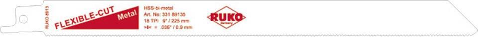 Pilové listy RUKO 33289135, 200 mm, 5 ks