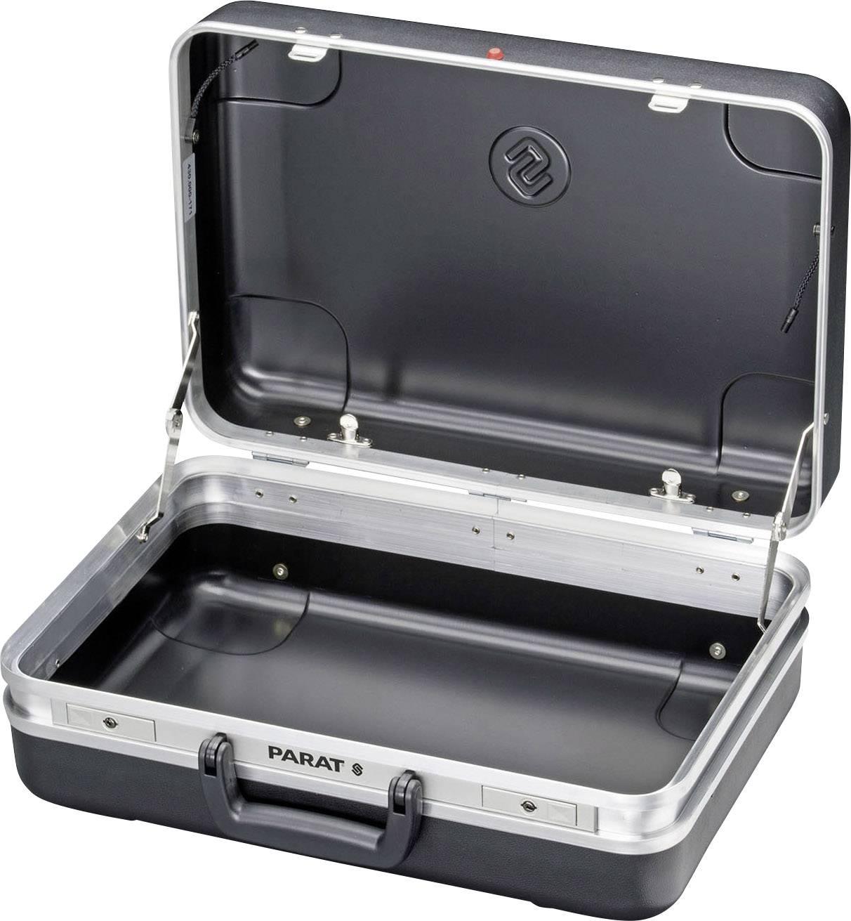 Parat kufor na náradie bez vybavenia, strieborná 430000171 465 x 310 x 170 mm, Plastická hmota ABS