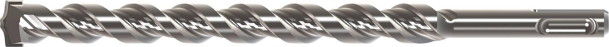 Tvrdý kov kladivový vrták Heller 156271, 8 mm, 210 mm, 1 ks