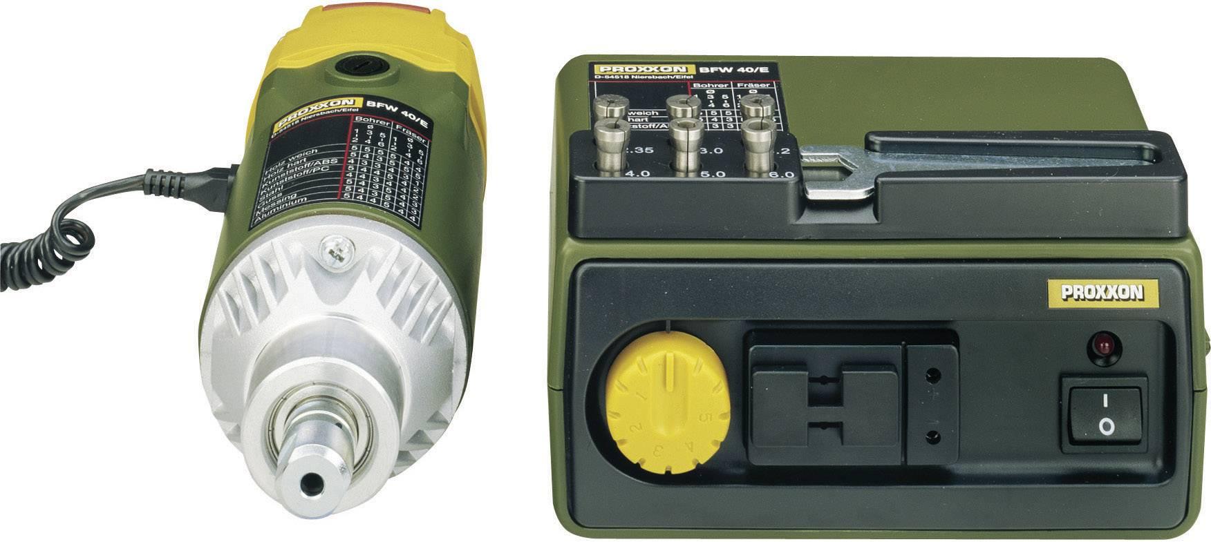 Frézovací motor Proxxon Micromot BFW 40/E
