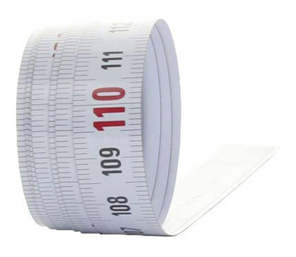 Meracia páska HEDÜ X110, samolepiaca, 1 m