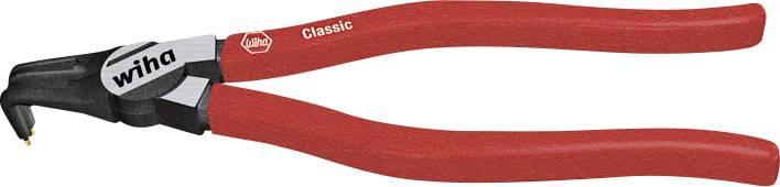 Kleště zahnuté pro vnitřní pojistné kroužky Wiha, 40 - 100 mm, délka 220 mm