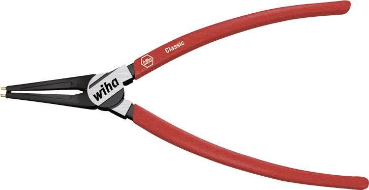 Kleště rovné pro vnější pojistné kroužky Wiha, 10 - 25 mm, délka 140 mm