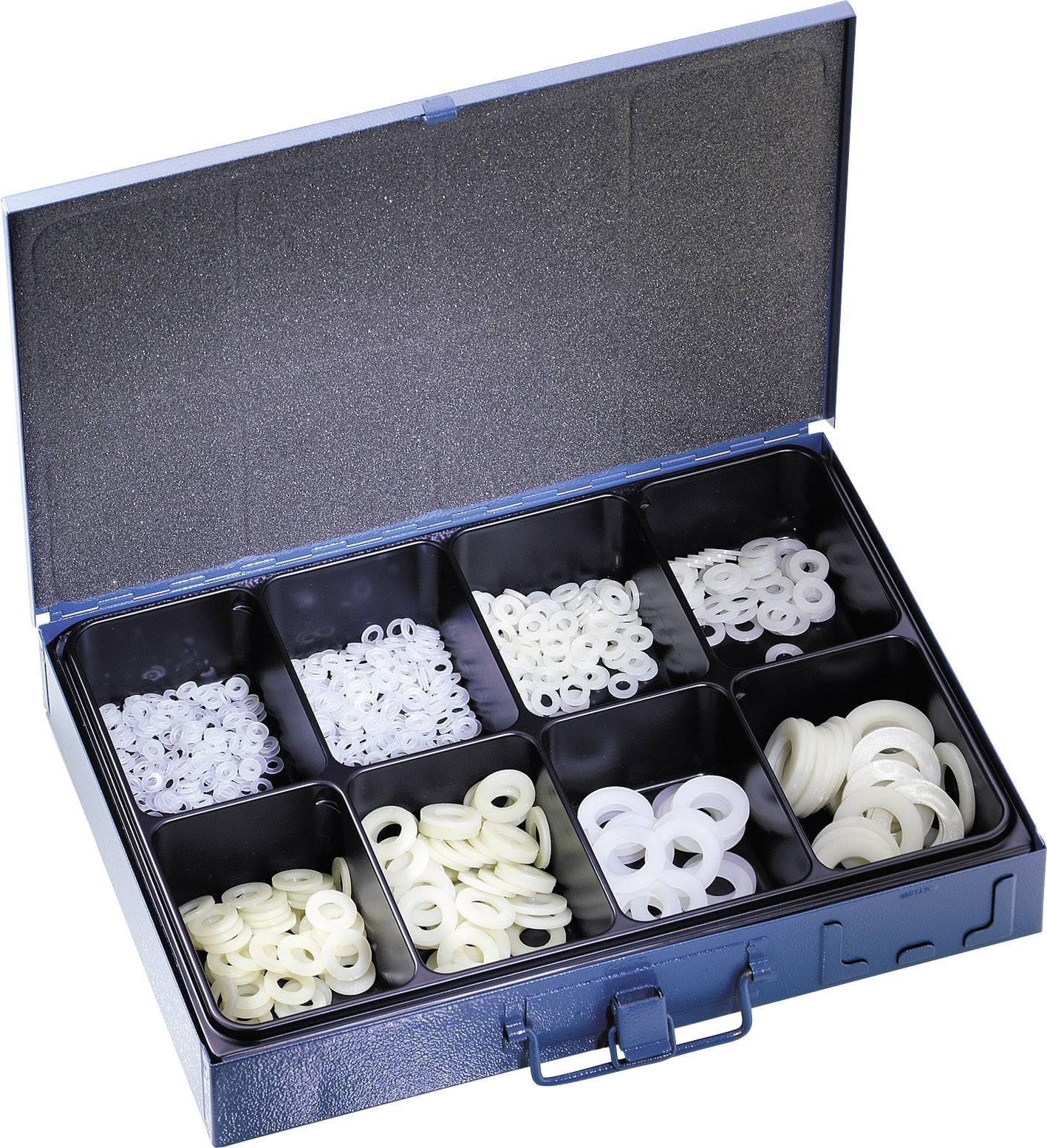 700 - dielny set polyamidových U podložiek