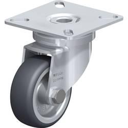 Otočné kolečko s konstrukční deskou, Ø 50 mm, Blickle 346601, LPA-TPA 50G