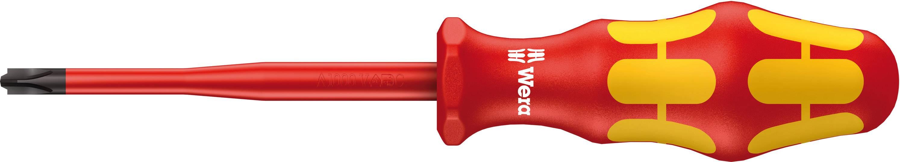 Křížový šroubovák Wera VDE PH/S 1 x 80 mm