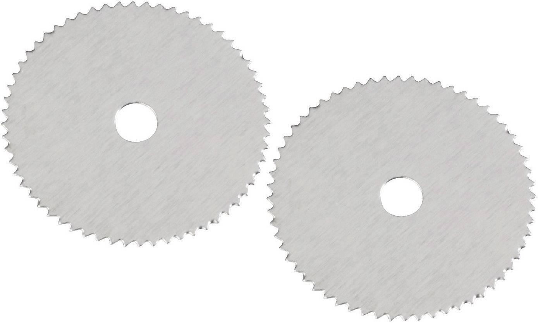 Sada 2 ks pílových kotúčov, 19mm