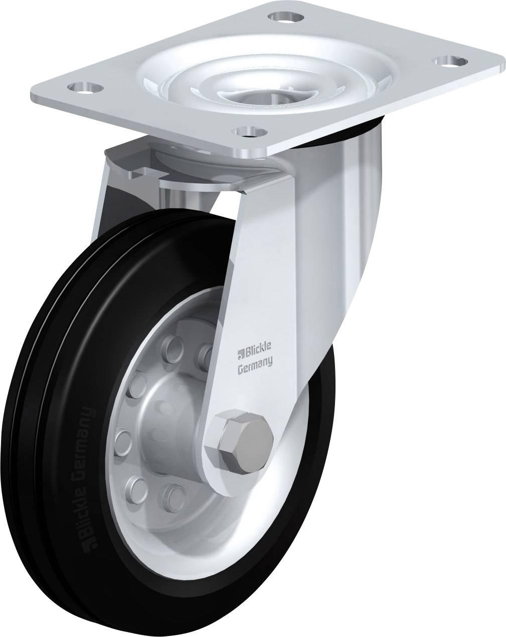Otočné kolečko s konstrukční deskou, O/ 150 mm, Blickle 532101, LE-VE 150R