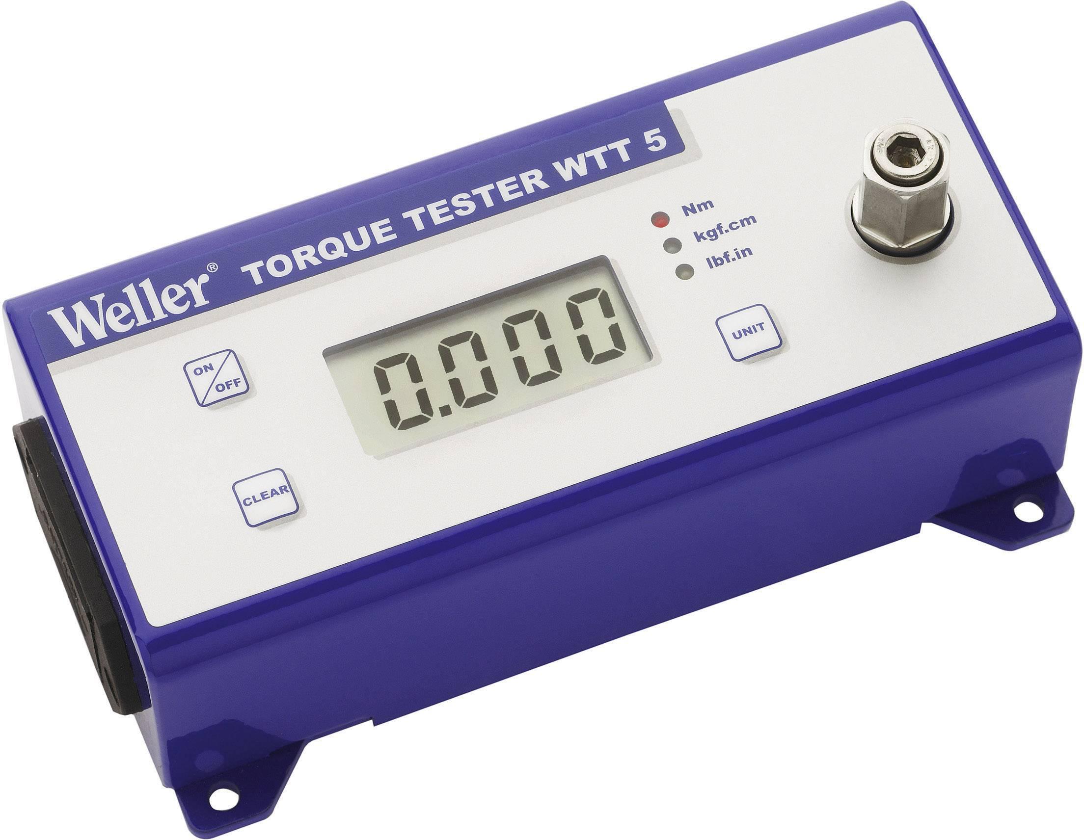 Siloměr Weller WTT 5