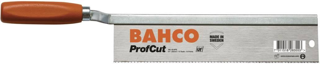 Pila čepovka vyhnutá Bahco PC-10-DTL, 250 mm