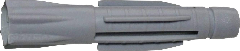 Plastové víceúčelové hmoždinky 6 x 36, 100 ks