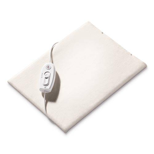 Vyhrievaná deka Sanitas SHK 18, 40 x 30 cm, biela
