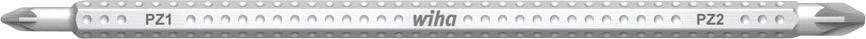 Kombinovaný bit Wiha System 6 Philips, PZ2/PZ3 (27629)
