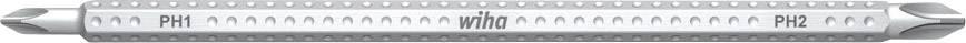 Kombinovaný bit Wiha System 6 Philips, PH1/PH2 (00631)