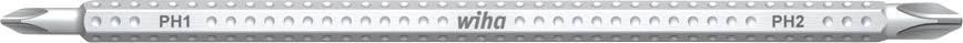 Kombinovaný bit Wiha System 6 Philips, PH2/PH3 (27628)