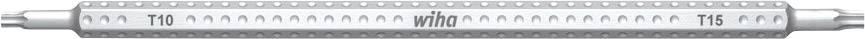 Kombinovaný bit Wiha System 6 Torx, T6/T8 (00654)