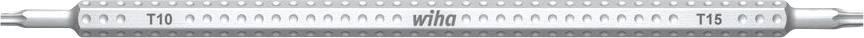 Kombinovaný bit Wiha System 6 Torx, T30/T40 (00658)