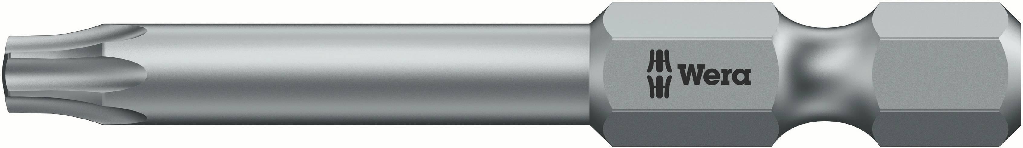 Bit Torx Wera 867 / 4 Z TORX 6 X 70 MM 05134740001, 70 mm, nástrojová oceľ, legované, 1 ks