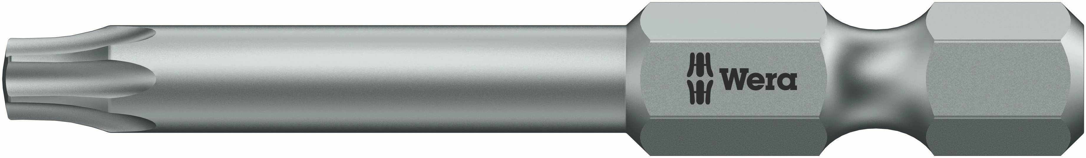 Bit Torx Wera 867 / 4 Z TORX 20 X 70 MM 05060110001, 70 mm, nástrojová oceľ, legované, 1 ks