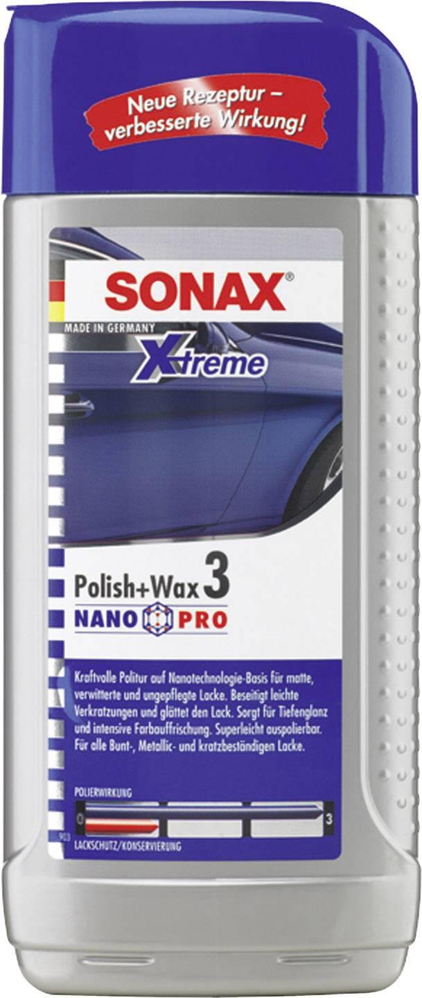 Autovosk Sonax Xtreme Polish & Wax 3 NanoPro 202100, 250 ml