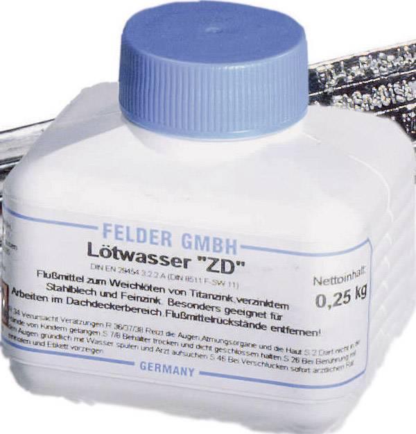 Spájkovacia kapallina Felder ZD