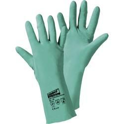 Úklidové rukavice odolné proti chemikáliím, velikost 10, zelené