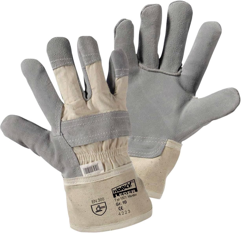 Pracovné rukavice worky Master 1501, velikost rukavic: 10, XL