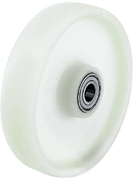 Přední kolečko pro paletový vozík, Ø 200 mm, Blickle 470 187, PO 200x50/25-50K
