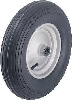 Kolečko s pneu a kuličkovým ložiskem, Ø 400 mm, Blickle 254839, P 401/20-90R
