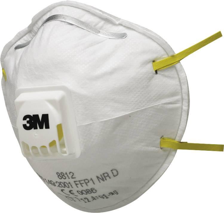Respirátor s ventilem FFP1 8812 (10 ks) 3M