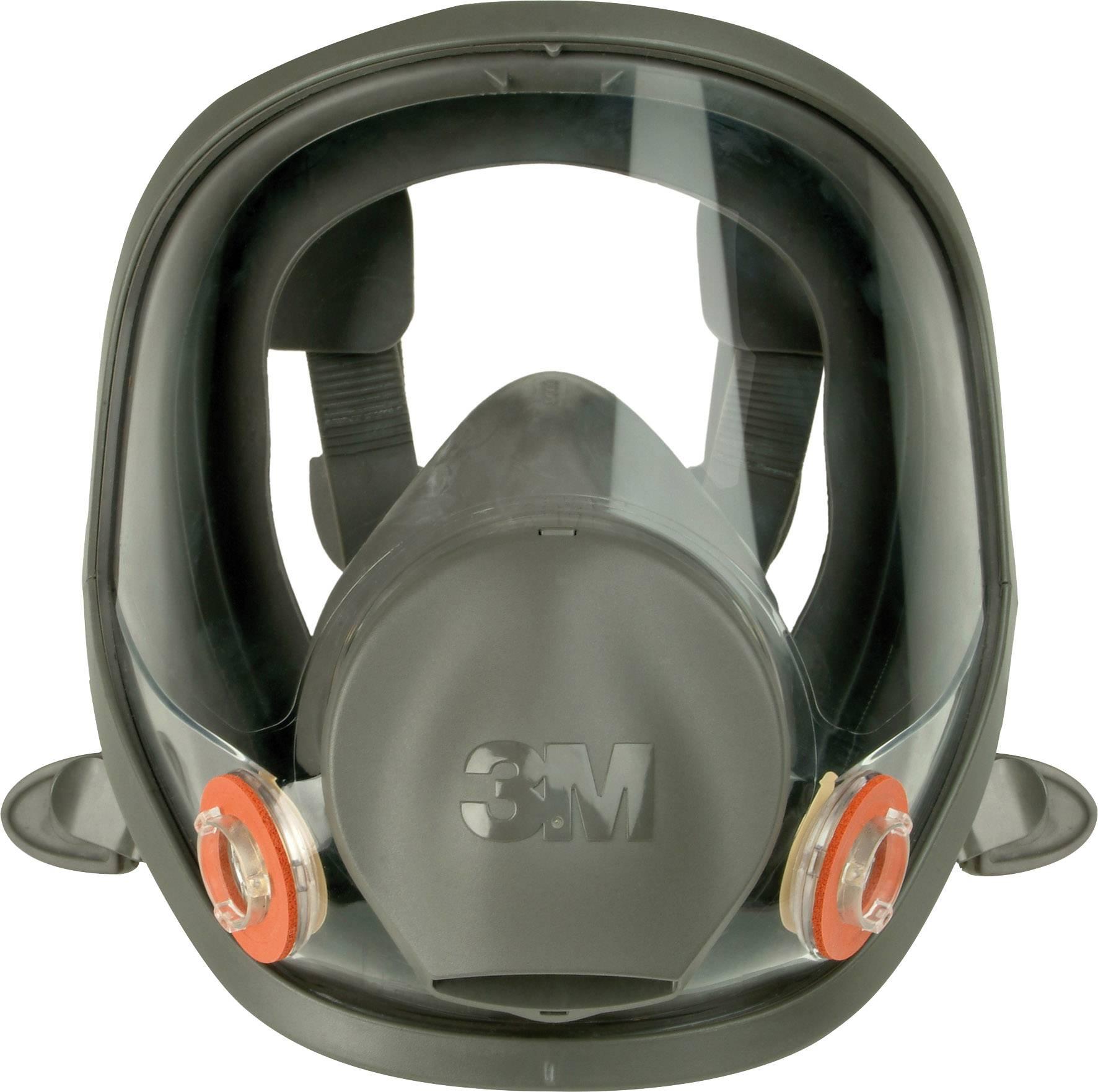Celoobličejová maska 6900S, velikost L 3M