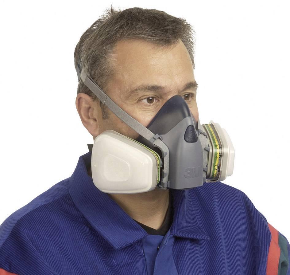 Filter pre ochannú plynovú masku 3M 501, 1 pár