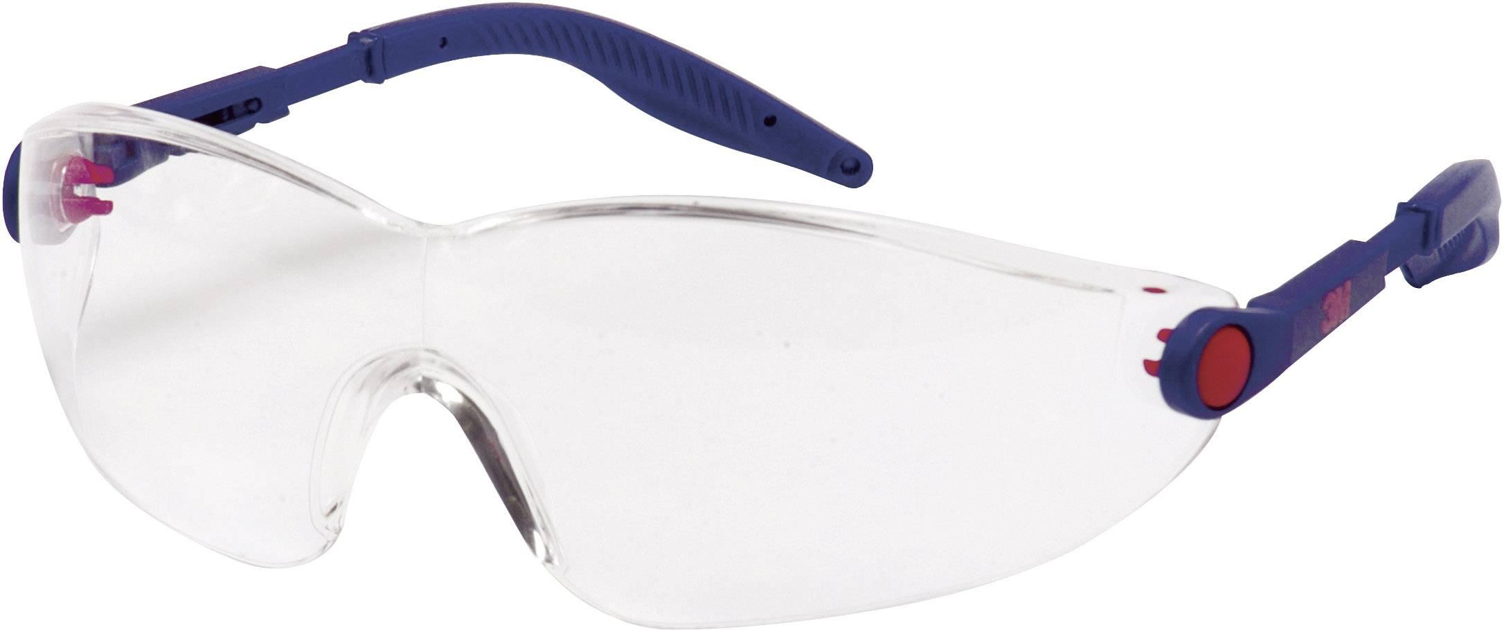 Ochranné brýle 3M 2740, transparentní