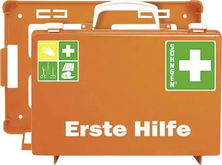 Kufřík první pomoci Söhngen 0301138 SN-CD, oranžová