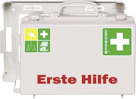 Kufřík první pomoci Söhngen 0301139 SN-CD, bílá